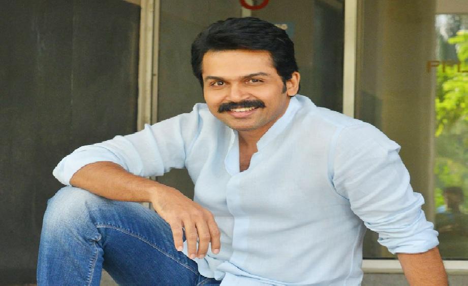 Karthi struggles with his real wife - Cine Veduka