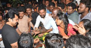 Karthi Bereaving Fans Loss