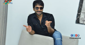 Hero Aadhi New Photos
