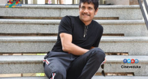 Nagarjuna Latest Interview Photos