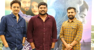 Director Parasuram launched Oka toliprema song from Anaganaga o prema kadha