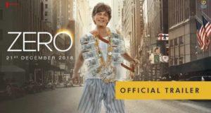 Zero Official Trailer, Shah Rukh Khan, Aanand L Rai, Anushka Sharma, Katrina