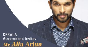 Kerala CM invited Allu Arjun as a Guest of Honor to a prestigious event