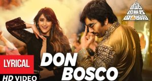 Don-Bosco Full Lyrical Song from Amar Akbar Antony