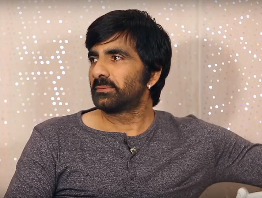 Ravi Teja - VI Anand film title logo launch on January 26th