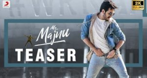 Mr. Majnu - Official Teaser
