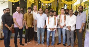 Natural Star Nani, Vikram K. Kumars Film In Mythri Movie Makers Production Launched Today