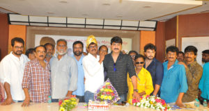 Shivaji Raja Birthday Celebrations