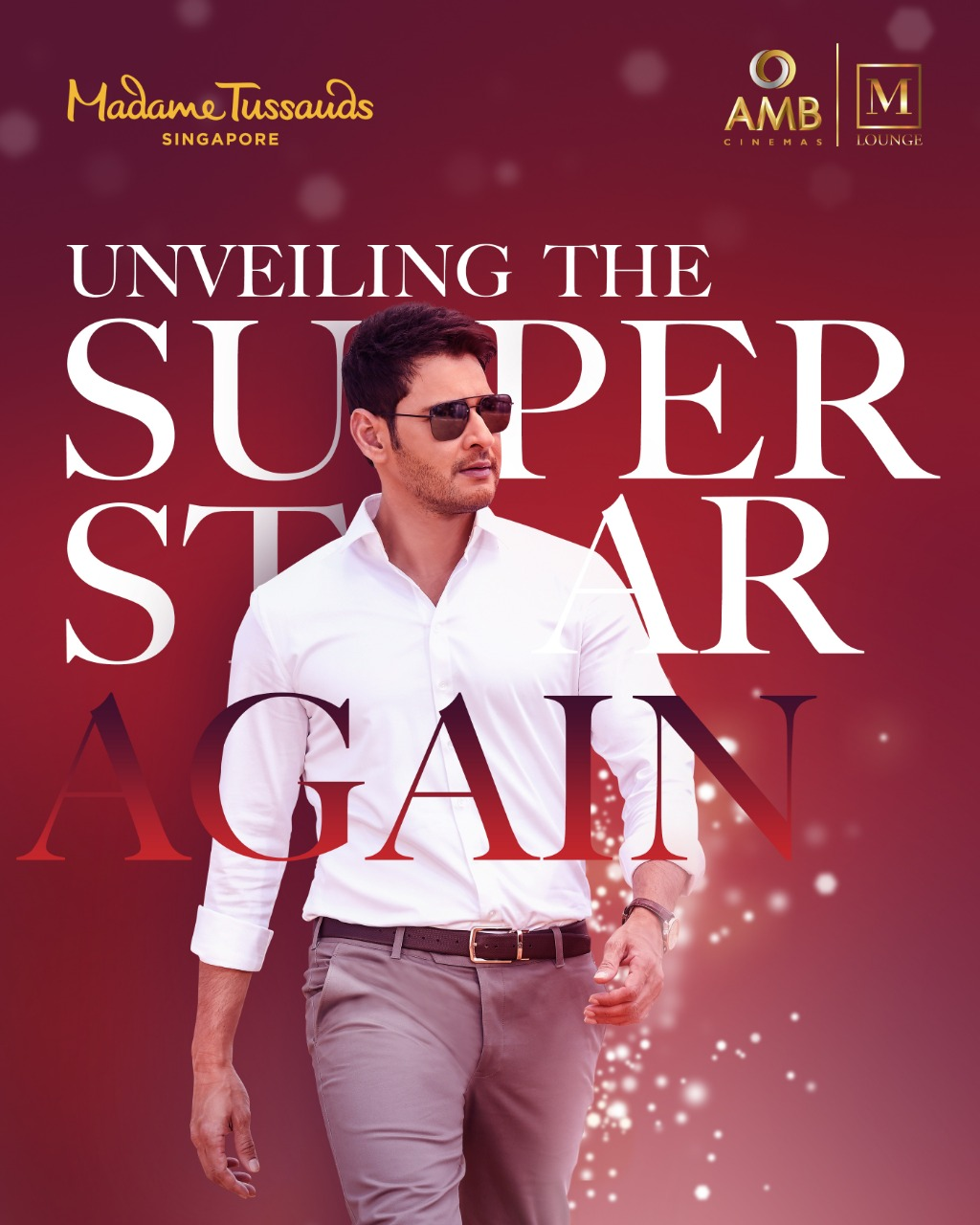 Mahesh's wax idol Launch A Pure Delight for Superstar Fans
